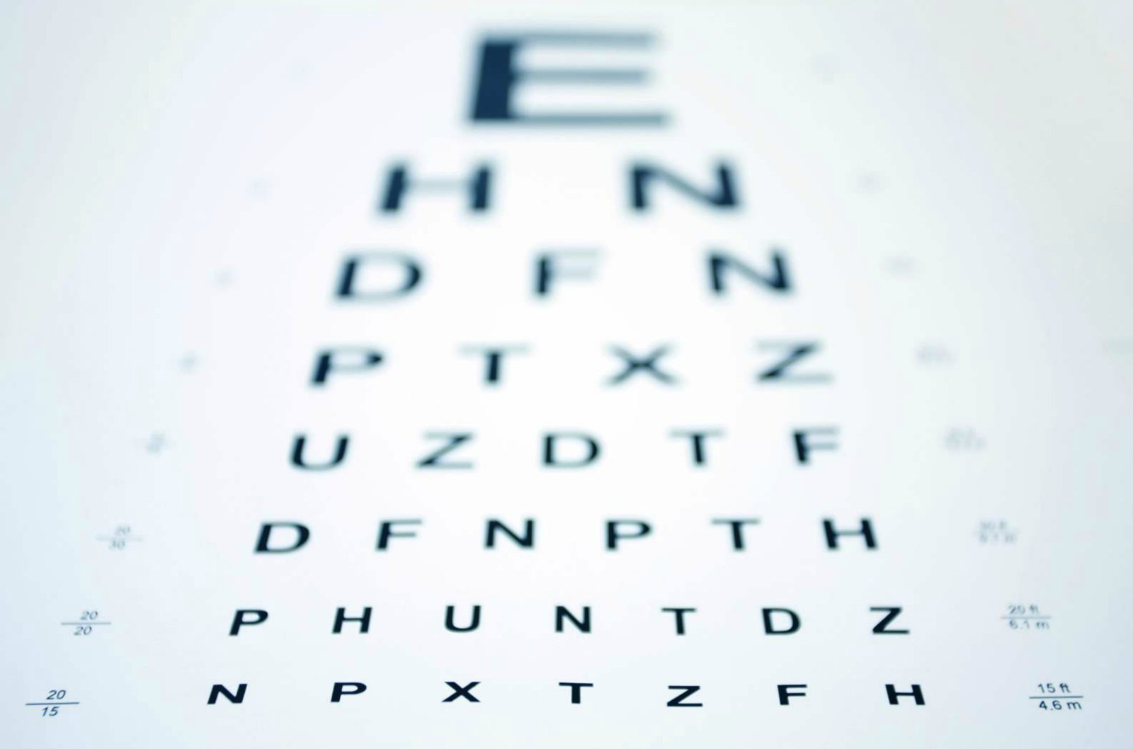 Visual Acuity Test Helps Determine Vision Problems in Young Children, the Intellectually Impaired