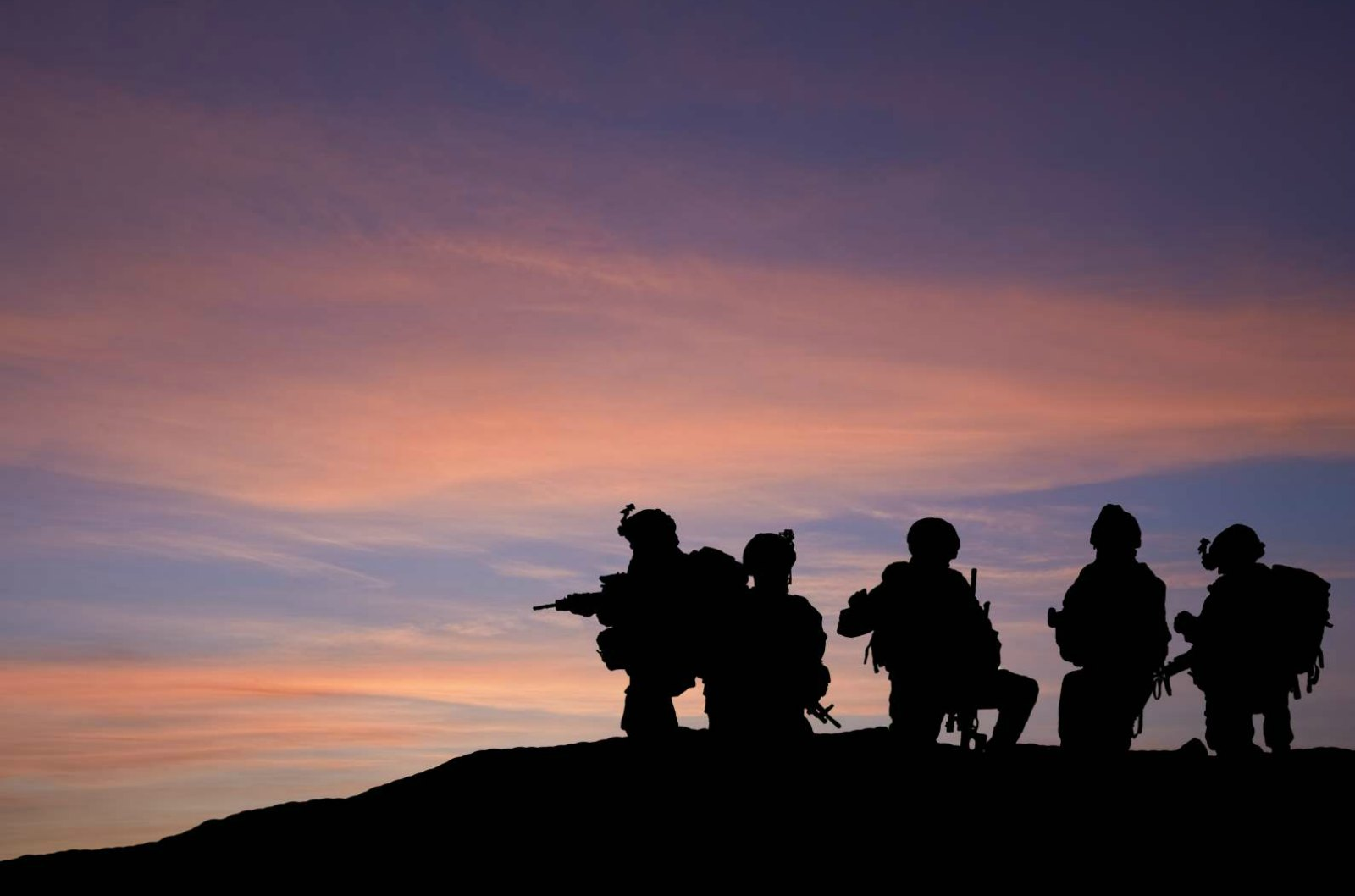 The MBPS System Protects Soldiers While They Sleep