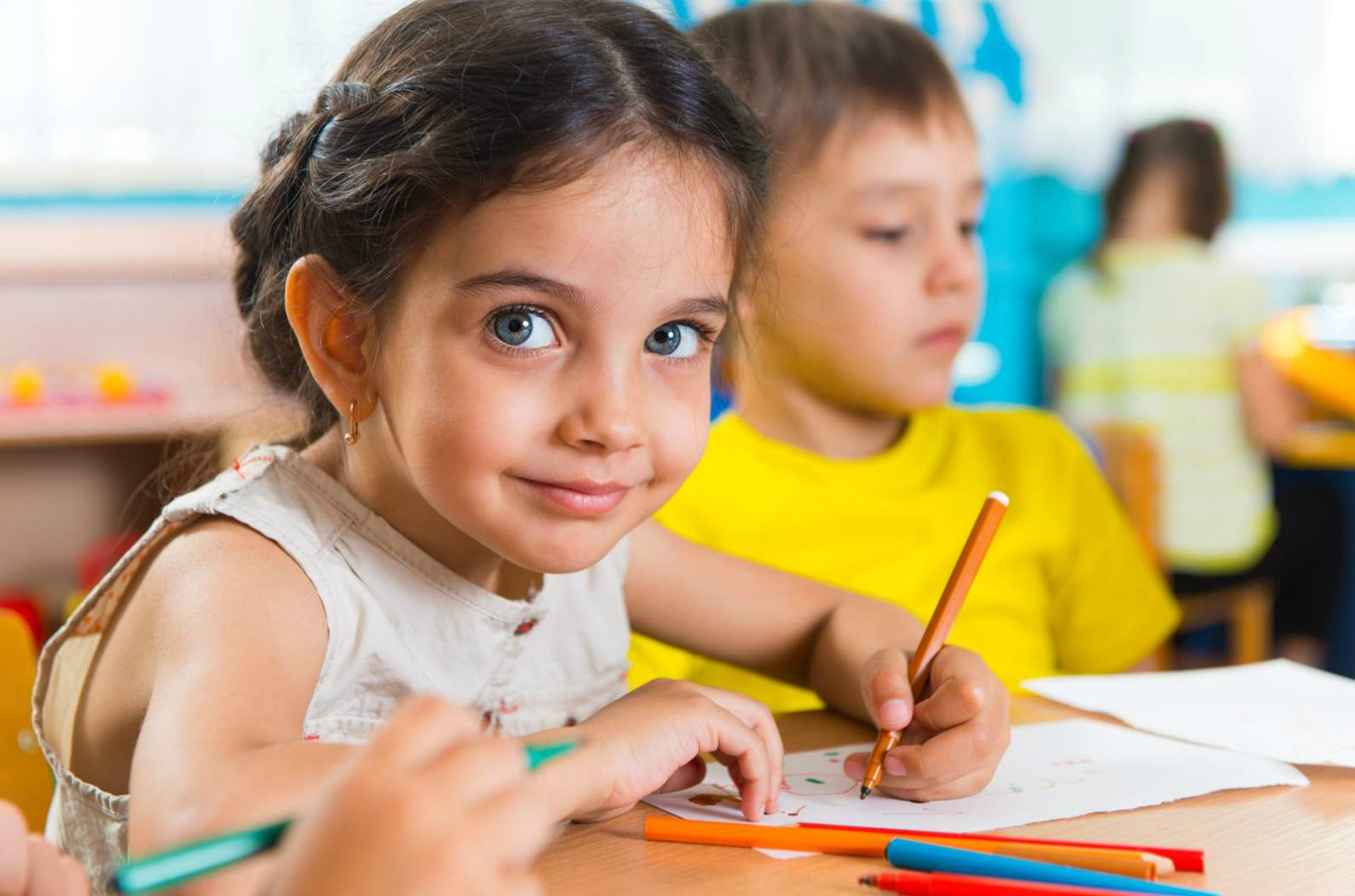 Software Program Identifies At-Risk Children in the Classroom
